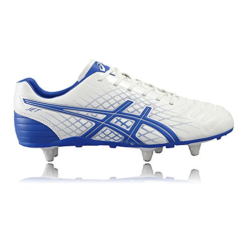 ASICS UK10 Bottes de Rugby Multicolore