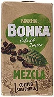 BONKA Café Tostado Molido - Mezcla Suave - Paquete de Café de 250g
