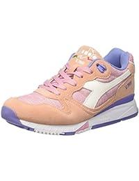 Amazon.it  Diadora - Rosa   Sneaker   Scarpe da donna  Scarpe e borse 946c9f2faf8