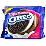 Oreo Triple Double Cookies 13.1 OZ (371g)