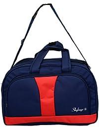 Kuber Industries™ Exclusive Travel Duffle Luggage Bag, Shoulder Bag, Weekender Bag With Inner Pocket- KI1298