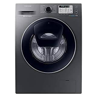 SamsungAddwash ecobubble WW70K5413UX Freestanding Washing Machine, 7Kg Load, 1400rpm spin, Graphite (B01BU239Z4) | Amazon price tracker / tracking, Amazon price history charts, Amazon price watches, Amazon price drop alerts
