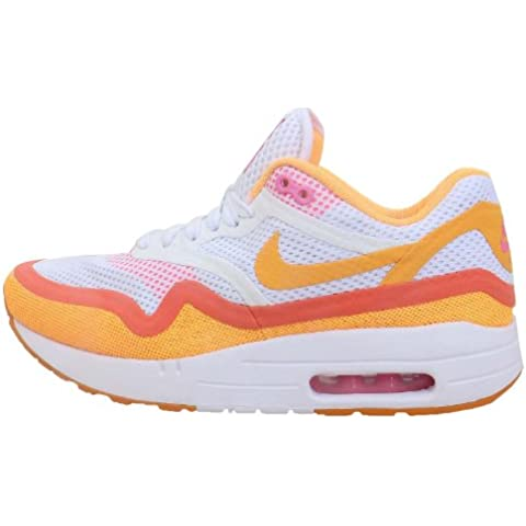 Nike Womens Air Max 1 Br Breathe amaestradores corrientes 644443 zapatillas zapatos