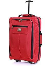 Slimbridge Almagro equipaje de mano ligera, Rojo Oscuro
