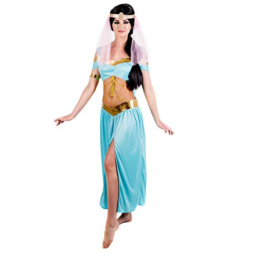 Fun shack arabische prinzessin costumi, large donna