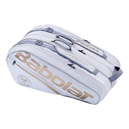 Babolat THERMOBAG RHX12 Pure Wimbledon White/Gold