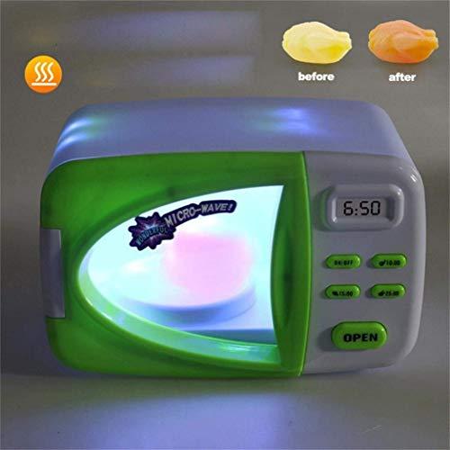 Juguete juguete niños microondas accesorios cocina