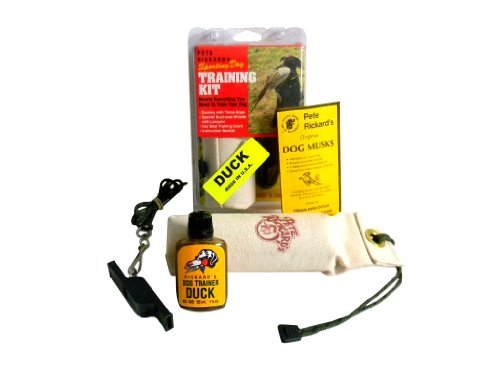 Pete Rickard's Puppy Training Duck Scent Kit -