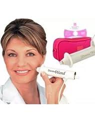 Dermastim – DERMAWAND - Appareil d'électrostimulation anti-âge – Blanc