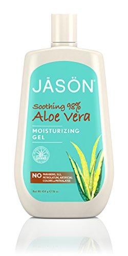 Jason Aloe Vera Gel (Jason Körperpflege 98% Aloe Vera Gel 480ml)