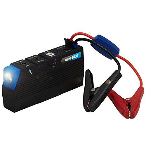 miniBatt PRO - Arrancador y cargador de batería