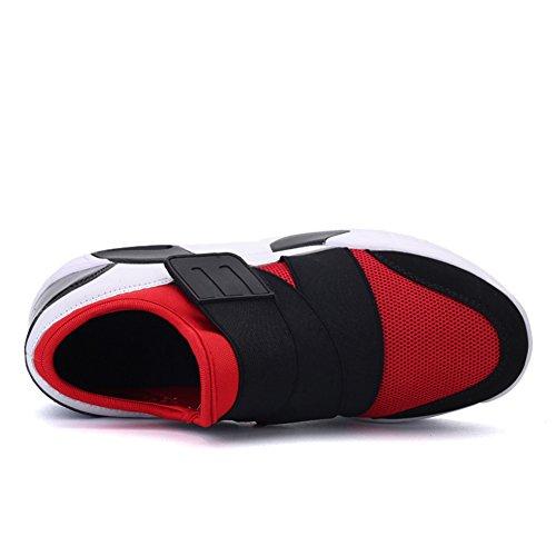 LFEU - Alla caviglia Uomo nero rosso