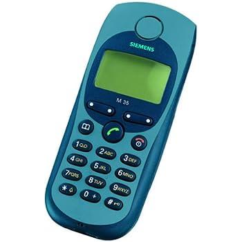 Siemens M35i Handy blau