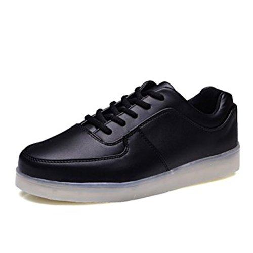 Sportschuhe Schuhe Sneaker Turnschuhe Usb Unisex junglest® Sport Farbe 7 present erwa C40 Led Für Handtuch Leuchtend kleines Aufladen 7qwqvP