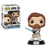 Funko Figurine Pop - Star Wars Clone Wars - Obi Wan Kenobi