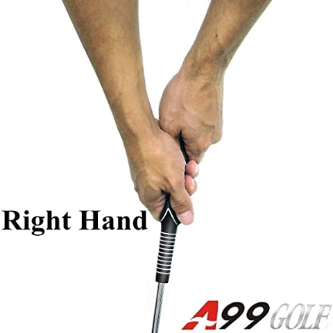 A99 Golf Grip King swing trainer for right handed training aid