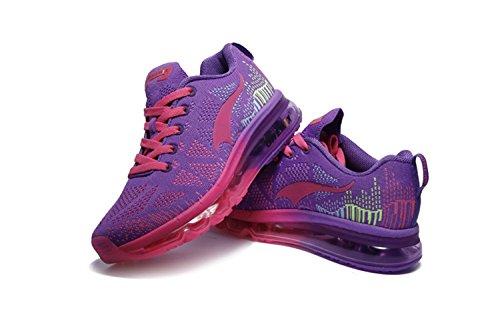 Chaussures de sport Les chaussures amortissent chaussures de course chaussures d'été dames chaussures casual amorti respirant léger 37