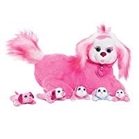 (Polly) - Puppy Surprise 42000 Polly Plush Toy, 30cm , Pink
