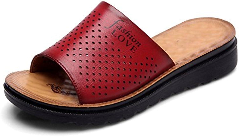 Weiwei Lady Estate Spessa Pantofole,Fondo Piatto Traspirante Pantofola Fashion | Outlet Online  | Scolaro/Ragazze Scarpa