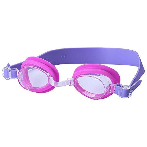 CHOULI Schutzbrillen-Karikaturschutzbrillen der Kinder Neue wasserdichte Anti-Nebel HD Schutzbrillen Purpur