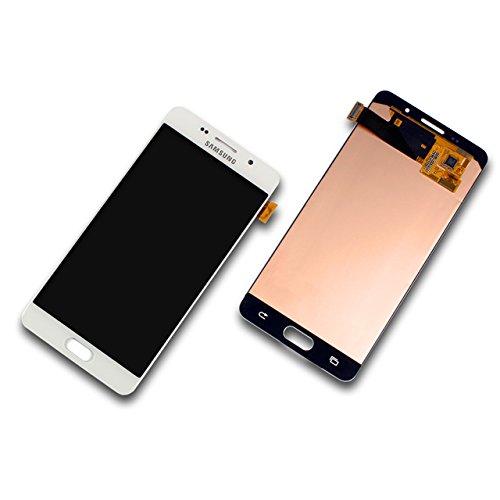 galaxy a5 2016 display LCD Display Samsung A510F Galaxy A5 2016 Original full set white - LCD Display + Display Glas + Touchscreen + Elektronik