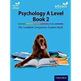 The Complete Companions for WJEC and Eduqas Year 2 A Level Psychology Student Book (The Complete Companions for WJEC, Second