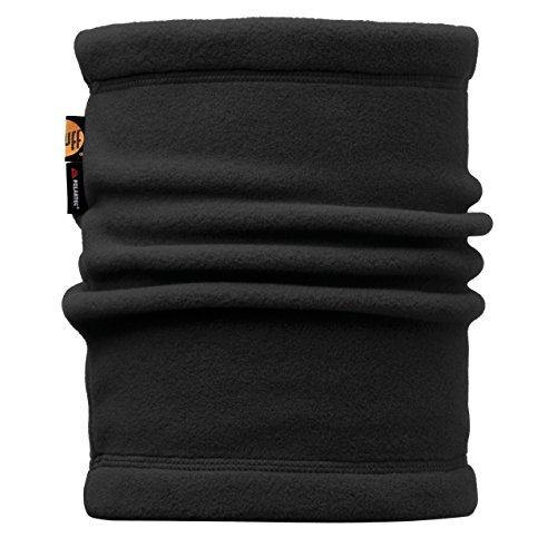 Buff Kinder Multifunktionstuch Junior Neckwarmer Polar, Schwarz, One Size, 108195.00