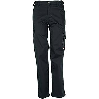 Planam Bundhose Casual Easy, Größe 52, schwarz, 3000052