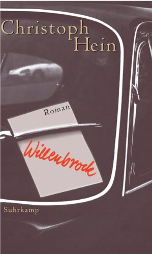 Willenbrock: Roman