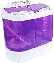 Display4top Portable Charge supérieure 4.2kg machine à laver - machines à laver