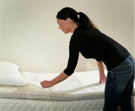 Preisvergleich Produktbild Bettunterlage 2er 125x, 80 cm Bettunterlage Inkontinenz Einweg