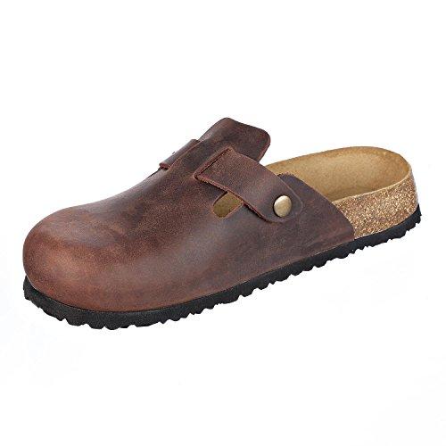 JOE N JOYCE Amsterdam Pelle pantofola Normale Habana