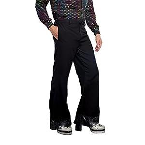DreamGirl-Disfraz de Pantalones de Disco para Hombre,