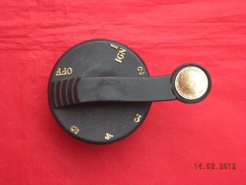 Valor Sonnenfeuer Modell 326 Kontrollknopf Mit Hebel 0544659