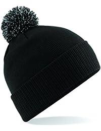 TTC Bobble Hat Turn Up Duo Bobble