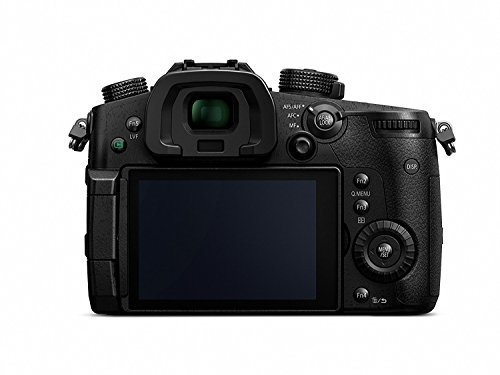 Panasonic DC-GH5GA-K Mirrorless Camera (Black)