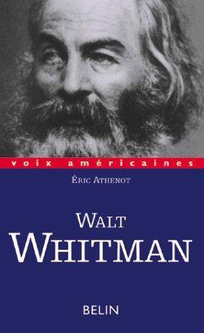 Walt Whitman. Poète-cosmos