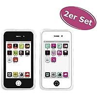 itsisa Taschenwärmer Handy Smartphone, 2er Set - Wichtelgeschenk, Handwärmer, Taschenheizkissen preisvergleich bei billige-tabletten.eu