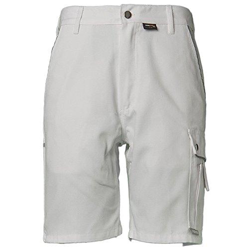 Planam Shorts Canvas 320, größe XXXL, reinweiß, 2172064