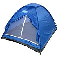 Trips tent Capacity 8 people Blue 3 X 3 M
