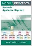 Kewtech PATLOG1 PAT Test, A4 log book