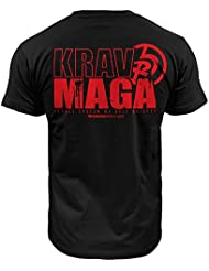 Krav Maga T-shirt. Israel System Of Self Defense. Thumbsown. Proud and Glory. Gym. Training. MMA T-shirt