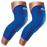 McDavid 6446 - Media de pierna con Hex, Azul (royal), L