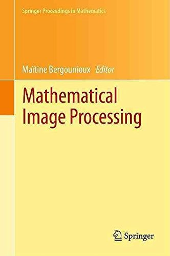 [(Mathematical Image Processing : University of Orleans, France, March 29th - April 1st, 2010)] [Edited by Matine Bergounioux] published on (May, 2011)