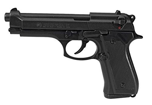 Pistola giocattolo a salve semiautomatica modello 92/98 cal. 9 mm Pak marca Bruni scacciacani difesa abitativa