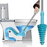 Piston De Toilette De Nouvelle Conception, Dissipateur De Toilettes À Piston Avec Poignée En Caoutchouc À Tête Flexible