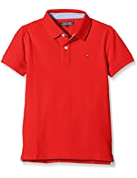 Tommy Hilfiger Jungen Poloshirt AME Polo S/S