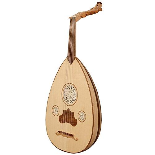 Heartland - Barro turco, 11 cuerdas variadas de madera de cordero y nogal