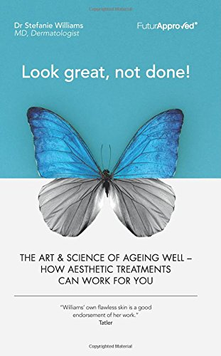 Look great, not done!  The art & science of ageing well. How aesthetic treatments can work for you.