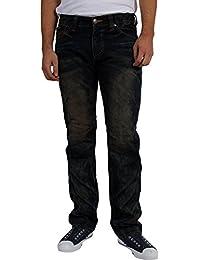 Affliction - - Ace pour hommes renouvelable Slim Fit Jeans